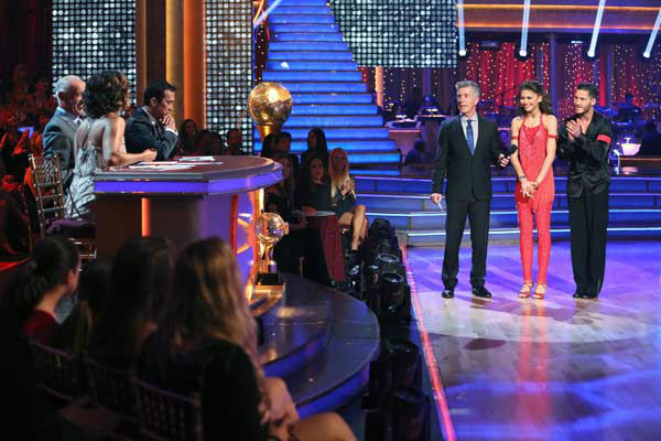 &#39;Shake It Up&#39; actress Zendaya and partner Val Chmerkovskiy danced the Samba on week 10 of &#39;Dancing With The Stars&#39; on May 20, 2013. They received 30 out of 30 points from the judges. <span class=meta>(ABC Photo&#47; Adam Taylor)</span>