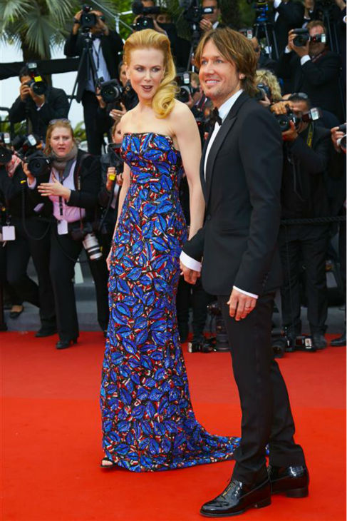 "<div class=""meta image-caption""><div class=""origin-logo origin-image ""><span></span></div><span class=""caption-text"">Nicole Kidman and 'American Idol' judge and country star Keith Urban appear at the 2013 Cannes International Film Festival in Cannes, France on May 20, 2013. The two wed in June 2006 and have two daughters together. Kidman also shares a son and daughter with ex-husband Tom Cruise. (John P. De Graeve / Startraksphoto.com)</span></div>"