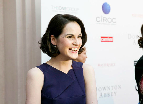 Michelle Dockery appears at the An Evening with &#39;Downton Abbey&#39; event at the Television Academy in North Hollywood, California, on June 10, 2013. The event was sponsored by Ciroc Vodka. <span class=meta>(Colin Young-Wolff)</span>