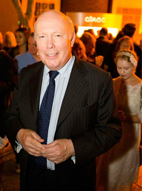 "<div class=""meta ""><span class=""caption-text "">'Downton Abbey' writer/creator Julian Fellowes appears at the An Evening with 'Downton Abbey' event at the Television Academy in North Hollywood, California, on June 10, 2013. The event was sponsored by Ciroc Vodka. (Colin Young-Wolff)</span></div>"