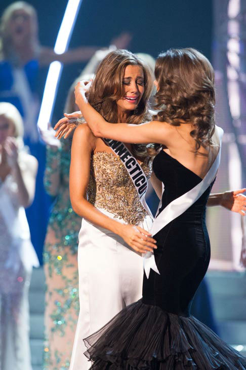 "<div class=""meta image-caption""><div class=""origin-logo origin-image ""><span></span></div><span class=""caption-text"">Miss Connecticut USA 2013, Erin Brady of East Hampton, is announced as Miss USA 2013, and congratulated by Miss Alabama USA 2013, Mary Margaret McCord, at the conclusion of the 2013 MISS USA Competition at PH Live in Las Vegas, Nevada on Sunday June 16, 2013.   (Miss Universe Organization L.P. / Darren Decker)</span></div>"