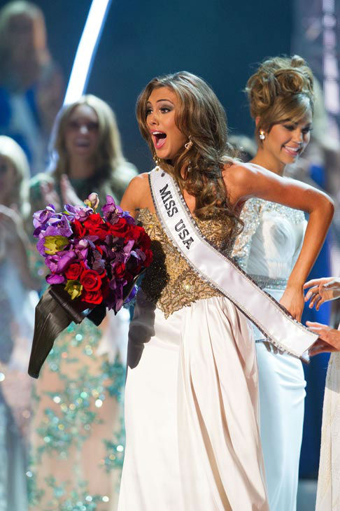 "<div class=""meta image-caption""><div class=""origin-logo origin-image ""><span></span></div><span class=""caption-text"">Miss Connecticut USA 2013, Erin Brady of East Hampton, is crowned Miss USA 2013 at the conclusion of the 2013 MISS USA Competition at PH Live in Las Vegas, Nevada on Sunday June 16, 2013.  (Miss Universe Organization L.P. / Darren Decker)</span></div>"