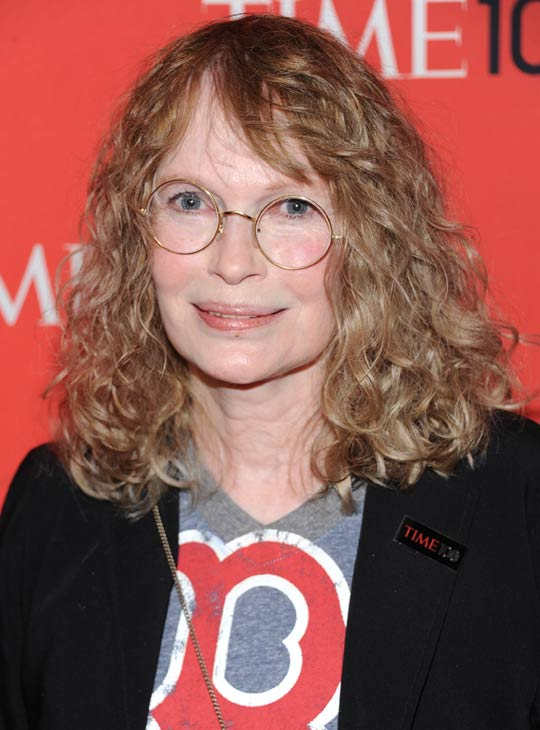"<div class=""meta ""><span class=""caption-text "">Mia Farrow Tweeted, 'Awful awful news.   James Gandolfini  will be missed.  He was a great actor.  Just great.' (Pictured: Actress Mia Farrow attends the TIME 100 Gala celebrating the '100 Most Influential People in the World' at Jazz at Lincoln Center on Tuesday April 23, 2013 in New York.) (Evan Agostini/Invision/AP)</span></div>"