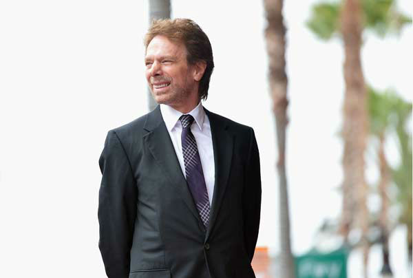 Producer Jerry Bruckheimer attends his Hollywood Walk of Fame Star Ceremony on the Hollywood Walk of Fame on June 24, 2013 in Hollywood, California. <span class=meta>(Alberto E. Rodriguez &#47; Wireimage &#47; The Walt Disney Company)</span>