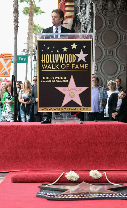 Producer Jerry Bruckheimer speaks at his Hollywood Walk of Fame Star Ceremony on the Hollywood Walk of Fame on June 24, 2013 in Hollywood, California.  <span class=meta>(Alberto E. Rodriguez &#47; Wireimage &#47; The Walt Disney Company)</span>