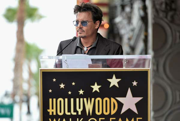 "<div class=""meta image-caption""><div class=""origin-logo origin-image ""><span></span></div><span class=""caption-text"">Producer Jerry Bruckheimer and Johnny Depp speak at Legendary Producer Jerry Bruckheimer Hollywood Walk of Fame Star Ceremony on the Hollywood Walk of Fame on June 24, 2013 in Hollywood, California. (Alberto E. Rodriguez / Wireimage / The Walt Disney Company)</span></div>"