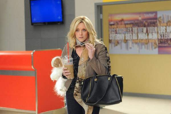 &#39;This is such an incredible way to celebrate &#39;30 Rock&#39;s&#39;&#39; final season.  I can&#39;t wait to go to the Emmys with my cast mates and dance like no one&#39;s watching!&#39;  - Jane Krakowski on receiving a Primetime Emmy nomination for Outstanding Supporting Actress In A Comedy Series for her role on &#39;30 Rock.&#39; &#40;Pictured: Jane Krakowski appears in a scene from the season finale of &#39;30 Rock,&#39; which aired in 2013.&#41; <span class=meta>(Ali Goldstein&#47;NBC)</span>