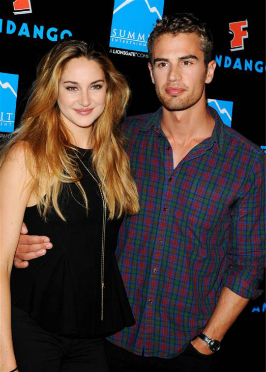 "<div class=""meta ""><span class=""caption-text "">Shailene Woodley (Tris) and Theo James (Four) appear at Summit Entertainment's VIP party at the Hard Rock Hotel during the 2013 San Diego Comic-Con convention in San Diego, California on July 18, 2013. (Daniel Robertson / Startraksphoto.com)</span></div>"