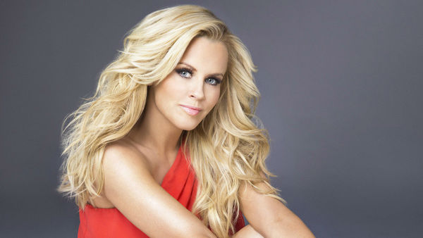 Pictured: Jenny McCarthy appears in an undated promotional photo for her 2013 talk show 'The Jenny McCarthy Show.'