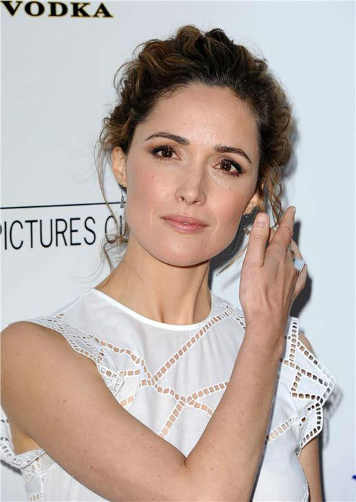 Rose Byrne appears at the Los Angeles premiere of 'Blue Jasmine' on July 24, 2013.