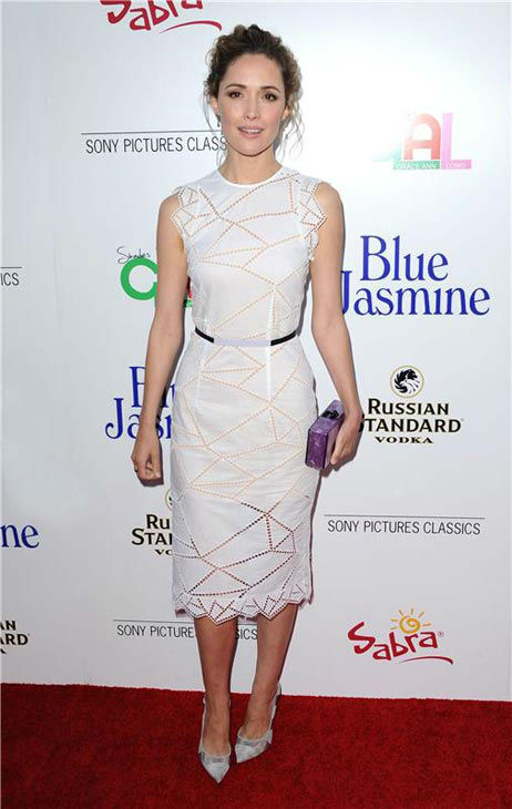 Rose Byrne appears at the Los Angeles premiere of &#39;Blue Jasmine&#39; on July 24, 2013. <span class=meta>(Sara De Boer&#47;startraksphoto.com)</span>