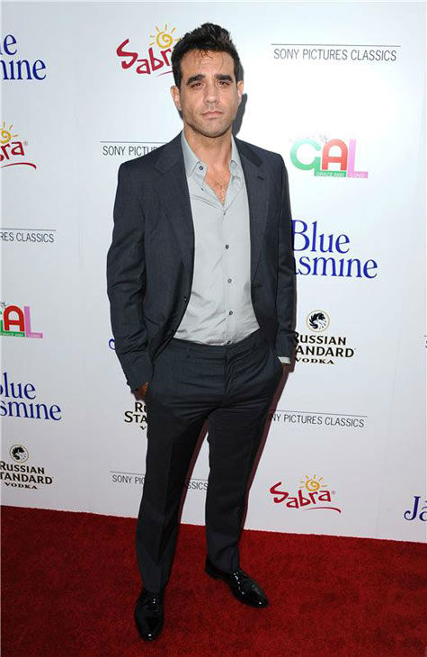 Bobby Cannavale appears at the Los Angeles premiere of 'Blue Jasmine' on July 24, 2013.