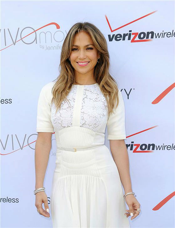 "<div class=""meta image-caption""><div class=""origin-logo origin-image ""><span></span></div><span class=""caption-text"">Jennifer Lopez opens first flagship store of Viva Movil by Jennifer Lopez, the new Verizon Wireless premium retailer founded by Lopez, in Brooklyn, New York on July 26, 2013. (Humberto Carreno/startraksphoto.com)</span></div>"