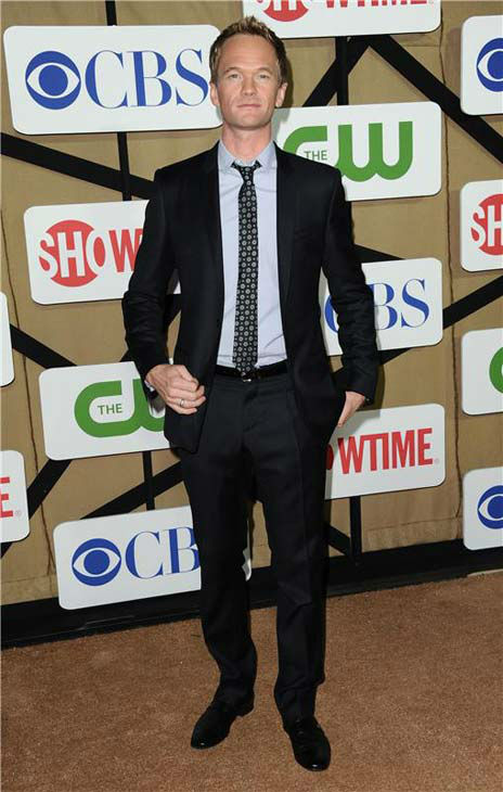 Neil Patrick Harris, star of the CBS show &#39;How I Met Your Mother,&#39; walked the tan carpet at the CBS, CW and Showtime TCA event in Beverly Hills, California on July 29, 2013. <span class=meta>(Sara De Boer&#47;startraksphoto.com)</span>