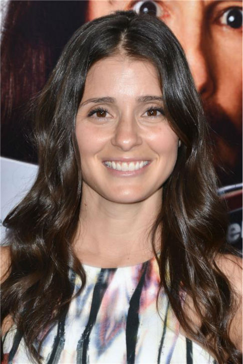 Shiri Appleby ('Roswell') attends the premiere of the HBO film 'Clear History' at the Cinerama Dome in Hollywood, California on July 31, 2013.