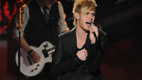 "<div class=""meta ""><span class=""caption-text "">Season 11 contestant Colton Dixon was eliminated in the top seven during his time on 'American Idol,' however the singer did not take his elimination as an end-all to his career.  Following his elimination on the show,  Dixon said  he looked forward to recording music in the future and said he would ""love"" to perform a duet with either former 'Idol' finalist Chris Daughtry or Hayley Williams of the band Paramore. In January 2013, Dixon released a 'faith-based' album titled 'A Messenger,' which debuted at number one on the Billboard US Christian albums chart.  In March of 2013, Dixon returned to the 'Idol' stage to perform his new single 'Love Has Come for Me.'  (Pictured: Colton Dixon performing during the Mar. 28, 2013 episode of season 12 of 'American Idol.') (Tonya Wise/ FOX)</span></div>"