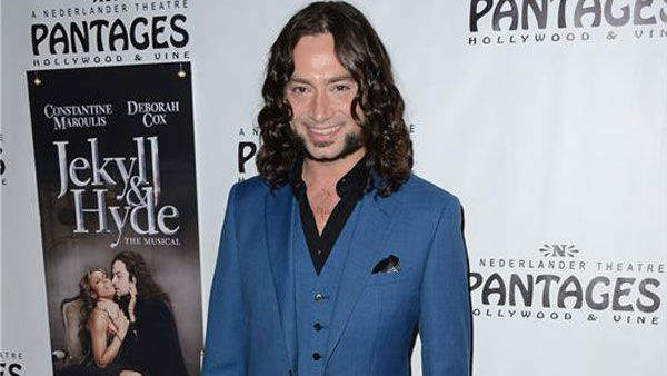"<div class=""meta ""><span class=""caption-text "">Constantine Maroulis was eliminated in the top six during the fourth season of 'American Idol,' but later found success as a stage performer.  Maroulis released one solo album, 'Constantine,' in 2007, but found greater success in theater, landing his first Broadway role in the musical adaptation of the hit Adam Sandler and Drew Barrymore film 'The Wedding Singer.' In 2007, Maroulis landed a role on the popular daytime soap opera 'The Bold and the Beautiful' as singer and record producer Constantine Parros, created specifically for him. Maroulis would later find major success in the role of Drew in the Broadway production of 'Rock of Ages,' for which he received a Tony Award nomination for Best Performance by a Leading Actor in a Musical. He later appeared in a cameo role in the film version, which was released in 2012.  Maroulis welcomed a baby girl  named Malena James in 2010 with girlfriend Angel Reed. In 2012, Maroulis joined Deborah Cox in the stage production of 'Jekyll and Hyde,' where he held the title role.   (Pictured: Constantine Maroulis at the Los Angeles, California opening of 'Jekyll and Hyde' on Feb. 12, 2013.) (Giulio Marcocchi/ startraksphoto.com)</span></div>"