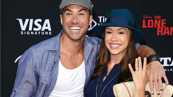 "<div class=""meta ""><span class=""caption-text "">Diana DeGarmo came in second place to winner Fantasia Barrino during the third season of 'American Idol.'  Known for wearing black and pink attire during many of her performances on the singing competition show, DeGarmo followed her run on the program with her debut solo album titled 'Blue Skies.' DeGarmo has subsequently released two EPs independently, including 'Unplugged in Nashville' in 2009 and 'Live to Love' in 2012. DeGarmo went onto star on Broadway in plays such as 'Hairspray' in 2006 and 'Hair' in 2010, where she met and  began to date former season 5 'Idol' contestant Ace Young.  In May 2012 during the live season 11 finale of 'Idol', Young proposed to DeGarmoon stage to which she said 'yes.' The two wed in June 2013.  (Pictured: Diana DeGarmo and husband Ace Young at 'The Lone Ranger' World Premiere in Anaheim, California on June 22, 2013.) (Sara De Boer / startraksphoto.com)</span></div>"