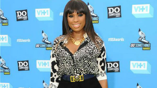 Jennifer Hudson at The 2013 Do Something Awards in Hollywood, California on July 31, 2013.
