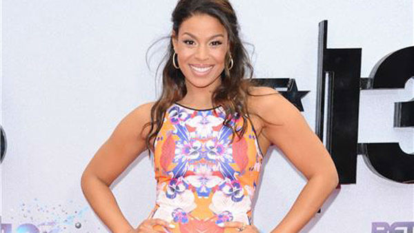 Jordin Sparks at The 13th Annual BET Awards in Los Angeles, California on J