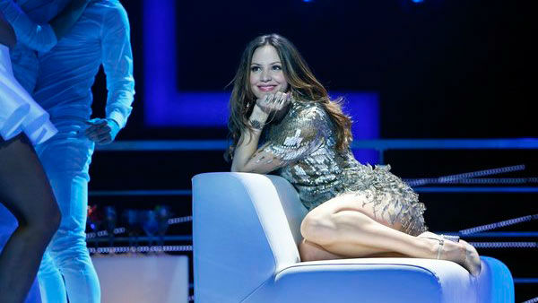 "<div class=""meta ""><span class=""caption-text "">Season 5 runner-up Katharine McPhee also went onto find success following her stint on 'American Idol.'  After coming in second place, McPhee released her self-titled debut album in 2007, which contained the moderately successful singles 'Over It' and 'Love Story.' McPhee would later release the albums 'Unbroken' and 'Christmas Is the Time to Say I Love You' in 2010. McPhee went onto make her big screen debut as Harmony in the film 'The House Bunny,' which starred Anna Faris. McPhee also guest starred on CBS' 'CSI: NY' and NBC's 'Community' before she landed the role of Karen Cartwright on the NBC series 'Smash,' a drama based in the Broadway world.  'Smash' was ultimately canceled after two low-rated seasons in 2013.  (Pictured: Katharine McPhee as Karen Cartwright on the NBC series 'Smash.') (Will Hart/ NBC)</span></div>"