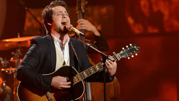 "<div class=""meta ""><span class=""caption-text "">The 'American Idol' judging panel continued to shakeup during its ninth season, as Lee DeWyze was named the winner of the singing competition series in 2010.  Following the departure of long-time judge Paula Abdul and the addition of talk show host Ellen DeGeneres to the judging panel, the show's internal changes began to outshine the contestants on the show. Combined with a rating's decline, DeWyze's time on the show and as a winner were far less successful than previous 'Idol' champions. His debut album, 'Live It Up,' opened at number 19 on the Billboard 200 albums chart, becoming the lowest ever for an 'Idol' winner. DeWyze was later dropped from RCA Records and in 2013 signed with a new label, Vanguard Records.  In 2012, DeWyze married his fiancee Joanna Walsh  and in 2013 performed his new single 'Silver Lining' during the season 12 of 'Idol.' In March 2014, DeWyze's 'Blackbird Song' was featured on an episode of 'The Walking Dead.'  (Pictured: Lee DeWyze performing during the April 25, 2013 episode of season 12 of 'American Idol.') (Michael Becker/ FOX)</span></div>"