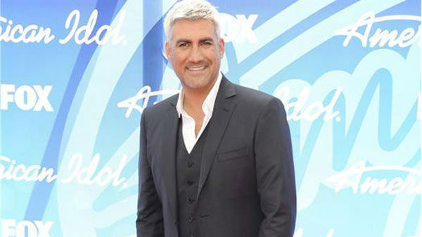 Taylor Hicks at the 'American Idol' Season 12 Final