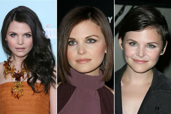 Left: Ginnifer Goodwin appears at the Los Angeles premiere of &#39;He&#39;s Just Not That Into You&#39; on February 2, 2009. &#47; Center: Ginnifer Goodwin appears at the Cinema Society screening of &#39;He&#39;s Just Not That Into You&#39; in New York City, New York on February 4, 2009.  &#47; Ginnifer Goodwin appears at &#39;Robot Chicken&#39;s Skate Party Bus Tour&#39; in Northridge, California on Aug. 1, 2009. <span class=meta>(Jen Lowery &#47; Amanda Schwab &#47; Andy Fossum&#47;Startraksphoto.com)</span>