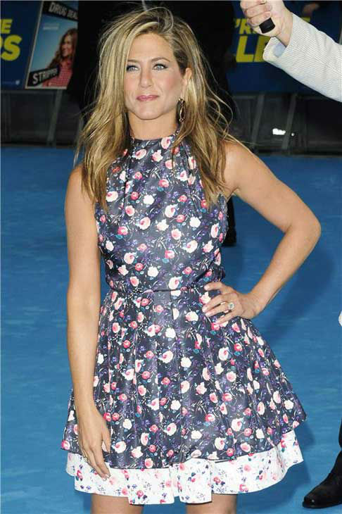 "<div class=""meta image-caption""><div class=""origin-logo origin-image ""><span></span></div><span class=""caption-text"">Jennifer Aniston appears at the London premiere of 'We're the Millers' on Aug. 14, 2013. (Peter/Startraksphoto.com)</span></div>"