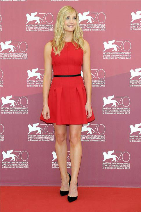 Joanne Froggatt appears at the 'Still Life' photocall during 70th Venice Film Festival on Sept. 3, 2013.