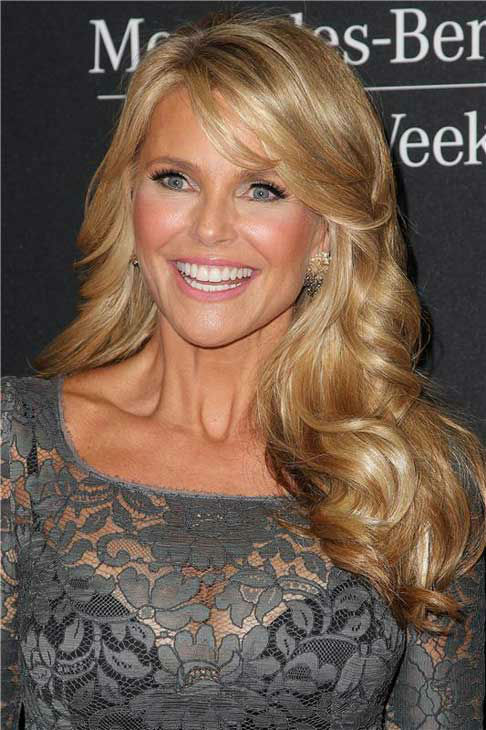 Christie Brinkley appears at the 10th Annual Style Awards Kick Off during Mercedes-Benz Fashion Week in New York City on Sept. 4, 2013. <span class=meta>(Amanda Schwab&#47;Startraksphoto.com)</span>
