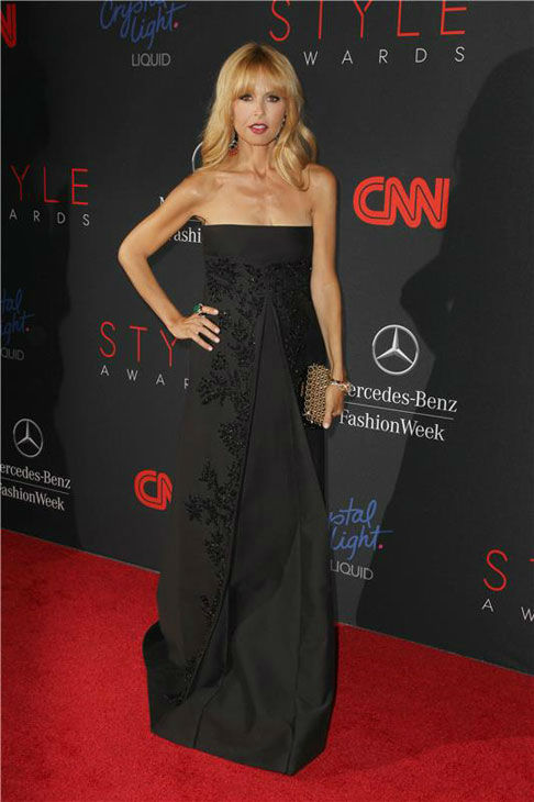 "<div class=""meta ""><span class=""caption-text "">Rachel Zoe appears at the 10th Annual Style Awards Kick Off during Mercedes-Benz Fashion Week in New York City on Sept. 4, 2013. (Amanda Schwab/Startraksphoto.com)</span></div>"