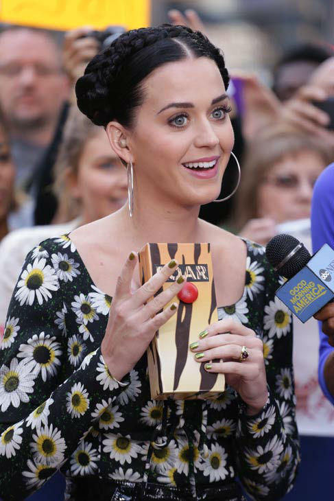 Katy Perry appears as a guest on &#39;Good Morning America&#39; on Sep.  6, 2013. <span class=meta>(ABC Photo&#47; Fred Lee)</span>