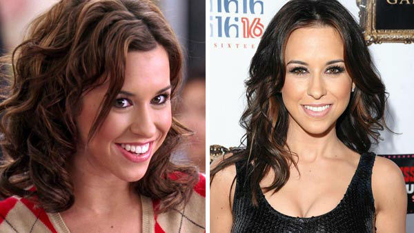 Image result for lacey chabert mean girls and now
