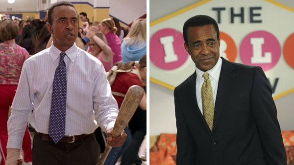 Tim Meadows portrayed Principal Ron Duvall in &#39;Mean Girls.&#39; Principal Duvall&#39;s world is shook upside down when a riot ensues on his campus, consisting of all of the junior girls in North Shore High School. He ultimately shuts down the riot and looks to Ms. Norbury &#40;Tina Fey&#41; to ease the tension between the girls.  Meadows was a cast member on the NBC series &#39;Saturday Night Live&#39; from 1991 to 2000, before taking on his role in &#39;Mean Girls.&#39; Meadows has made numerous film and television appearances throughout the years, including reprising his role as Principal Duvall in the direct-to-DVD sequel &#39;Mean Girls 2.&#39; &#40;Pictured: Left -- Tim Meadows appears in a scene from &#39;Mean Girls.&#39; Right -- Tim Meadows appears in the &#39;Flordia&#39; episode of the NBC series &#39;30 Rock&#39; on Jan. 15, 2013.&#41;  <span class=meta>(Paramount Pictures &#47; Ali Goldstein &#47; NBC)</span>