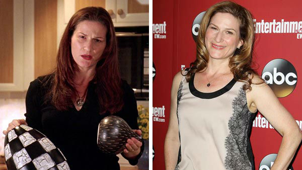 """<div class=""""meta image-caption""""><div class=""""origin-logo origin-image """"><span></span></div><span class=""""caption-text"""">Ana Gasteyer portrayed Cady Heron's (Lindsay Lohan) mother Betsy Heron in 'Mean Girls.' Along with her zoologist husband Chip (Neil Flynn), Betsy hopes her daughter Cady will fit in well and become socialized as a new student at North Shore High School. She is disturbed to learn that Cady would be named responsible for Regina George (Rachel McAdams) being hit by a bus and that she was becoming someone completely different from the daughter she once knew.  Gasteyer was a regular member on the NBC series 'Saturday Night Live' from 1996 to 2002 before taking on her role in 'Mean Girls.' She currently stars on the ABC sitcom 'Suburgatory.' (Pictured: Left -- Ana Gasteyer appears in a scene from 'Mean Girls.' Right -- Ana Gasteyer appears at the Entertainment Weekly and ABC Upfronts in New York City on May 14, 2013.)  (Paramount Pictures / Amanda Schwab / startraksphoto.com)</span></div>"""