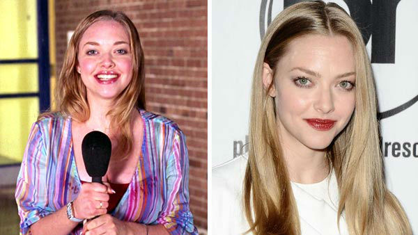 Amanda Seyfried played the ditsy and loveable Karen Smith in &#39;Mean Girls.&#39; As a member of &#39;The Plastics,&#39; Karen found herself at the short-end of queen bee Regina George&#39;s &#40;Rachel McAdams&#41; list sometimes, who quipped that Karen would never be nominated for &#39;Spring Fling Queen.&#39; Karen&#39;s often ditsy comments also made for much of the film&#39;s comedy, such as her affection for her cousin and ability to monitor weather.  Since her role in &#39;Mean Girls,&#39; Seyfried has gone onto star in numerous hit films, including the musicals &#39;Mamma Mia&#39; and &#39;Les Miserables&#39; as well as &#39;Dear John&#39; and the HBO series &#39;Big Love.&#39; &#40;Pictured: Left -- Amanda Seyfried appears in a scene from &#39;Mean Girls.&#39; Right -- Amanda Seyfried appears at the Las Vegas, Nevada premiere of the film &#39;Lovelace&#39; on Aug. 4, 2013.&#41;  <span class=meta>(Paramount Pictures &#47; Dave Proctor &#47; startraksphoto.com)</span>
