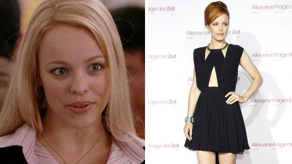 """<div class=""""meta image-caption""""><div class=""""origin-logo origin-image """"><span></span></div><span class=""""caption-text"""">Rachel McAdams played the conniving queen bee Regina George in 'Mean Girls.' As the leader of the clique 'The Plastics,' Regina kept her friends and everyone else at North Shore High School at bay and envious of her every move. Despite Regina's friends ultimately turning against her, she fights back by spreading the contents of her 'Burn Book' across school, inciting a memorable riot scene.  Since McAdams' turn in 'Mean Girls,' the actress has gone onto star in numerous hit films, including 'The Family Stone,' 'The Lucky Ones,' 'The Time Traveler's Wife,' 'The Vow,' and 'The Notebook,' co-starring Ryan Gosling. The two dated following for two years following the filming of the romance film.  (Pictured: Left -- Rachel McAdams appears in a scene from 'Mean Girls.' Right -- Rachel McAdams appears at the premiere of 'About Time' in Munich, Germany on Aug. 10, 2013.)  (Paramount Pictures / Dave Bedrosian / startraksphoto.com)</span></div>"""