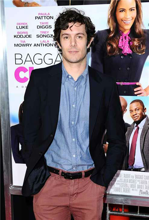 Adam Brody appears at the Los Angeles, California premiere of &#39;Baggage Claim&#39; on Sept. 25, 2013. <span class=meta>(Sara De Boer &#47; Startraksphoto.com)</span>