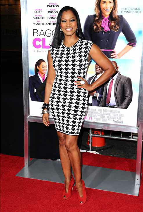 Garcelle Beauvais appears at the Los Angeles, California premiere of &#39;Baggage Claim&#39; on Sept. 25, 2013. <span class=meta>(Sara De Boer &#47; Startraksphoto.com)</span>