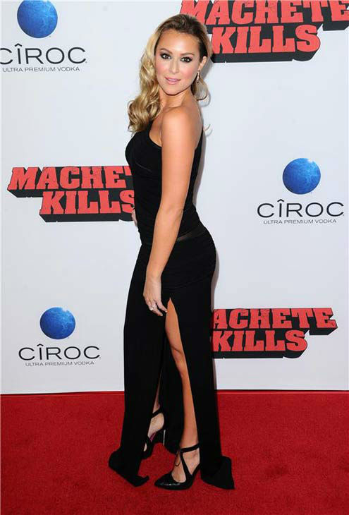 "<div class=""meta ""><span class=""caption-text "">Alexa Vega appears at the 'Machete Kills' premiere in Los Angeles, California on Oct. 2, 2013. (Sara De Boer / startraksphoto.com)</span></div>"