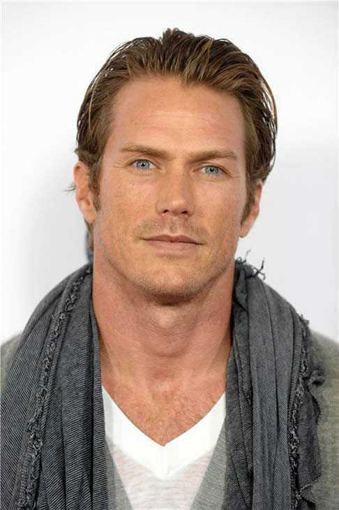Jason Lewis, of &#39;Sex and the City&#39; fame, appears at the &#39;Machete Kills&#39; premiere in Los Angeles, California on Oct. 2, 2013. <span class=meta>(Lionel Hahn &#47; Abacausa &#47; startraksphoto.com)</span>