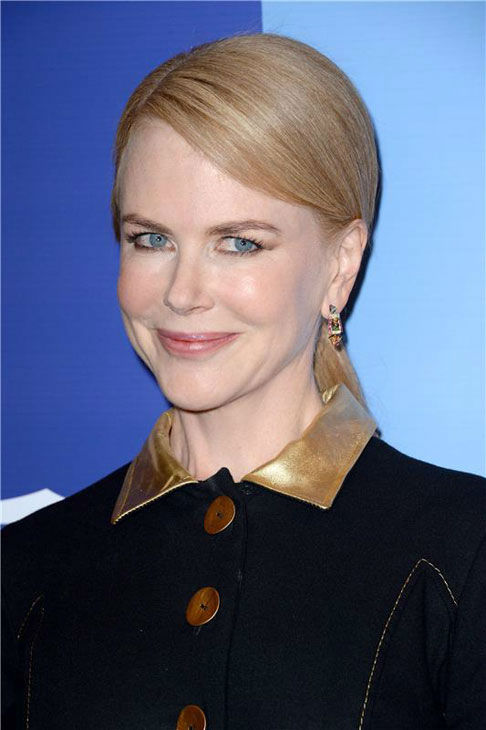 Nicole Kidman appears at the Variety 5th Annual Power of Women Event on Oct. 4, 2013.