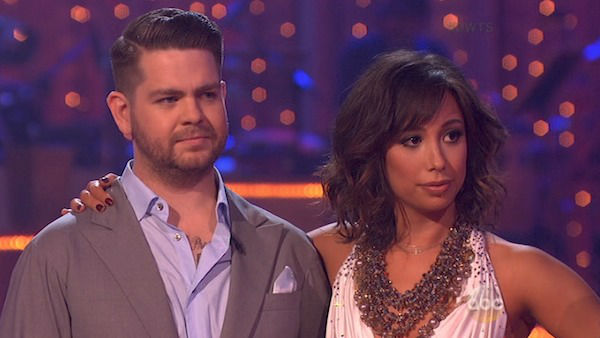 Jack Osbourne and Cheryl Burke danced the Waltz on week five of &#39;Dancing With The Stars&#39; on Oct. 14, 2013. They received 27 out of 30 points from the judges. <span class=meta>(ABC Photo)</span>