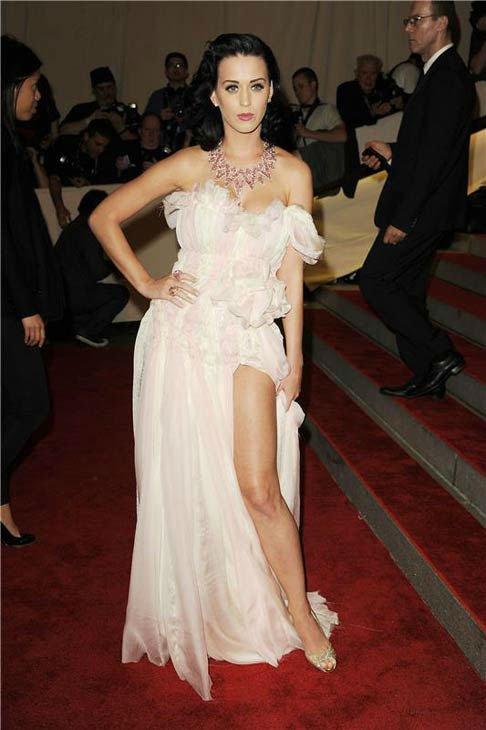 Katy Perry appears at the 2010 Costume Institute Gala at the Metropolitan Museum of Art in New York City on May 3, 2010.  <span class=meta>(Bill Davila &#47; startraksphoto.com)</span>