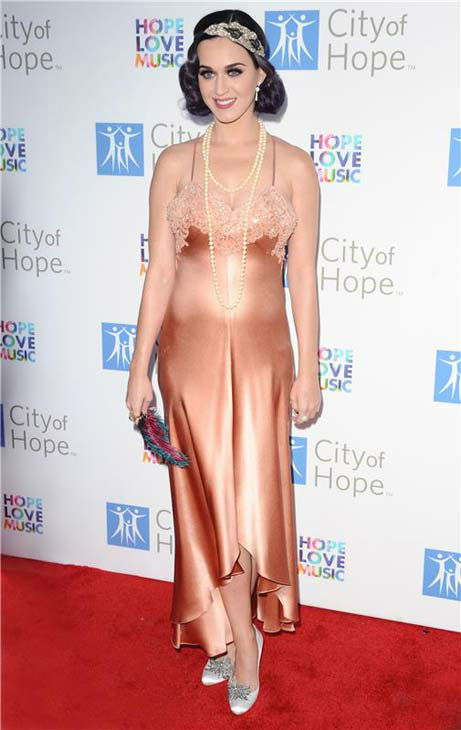 Katy Perry appears at the City of Hope 2012 Spirit of Life Awards in Los Angeles, California on June 12, 2012.  <span class=meta>(Sara De Boer &#47; startraksphoto.com)</span>