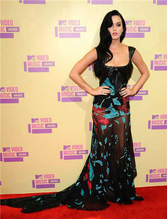 Katy Perry appears at the 2012 MTV Video Music Awards in Los Angeles, California on Sept. 6, 2012.  <span class=meta>(Sara De Boer &#47; startraksphoto.com)</span>