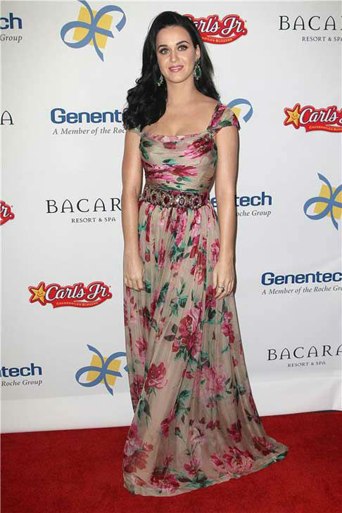 Katy Perry appears at The Dream Foundation&#39;s 11th annual Celebration of Dream in Santa Barbara, California on Nov. 16, 2012.  <span class=meta>(Norman Scott &#47; startraksphoto.com)</span>
