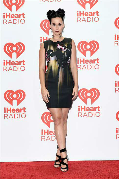 Katy Perry appears at the 2013 iHeartRadio Music Festival in Las Vegas, Nevada on Sept. 20, 2013.  <span class=meta>(Dave Proctor &#47; startraksphoto.com)</span>