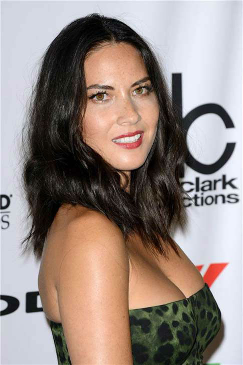 "<div class=""meta ""><span class=""caption-text "">Olivia Munn appears at the 17th annual Hollywood Film Awards in Los Angeles, California on Oct. 21, 2013. (Lionel Hahn / startraksphoto.com)</span></div>"